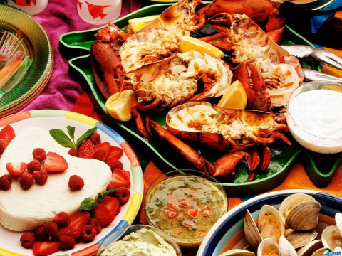 Кулинарные шедевры Испании
