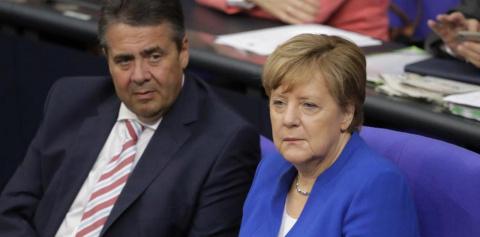 Берлин ищет поддержку Москвы. Геннадий Петров