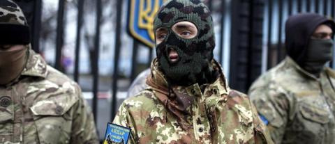 Киев готовит мыло и табуретку для боевиков АТО