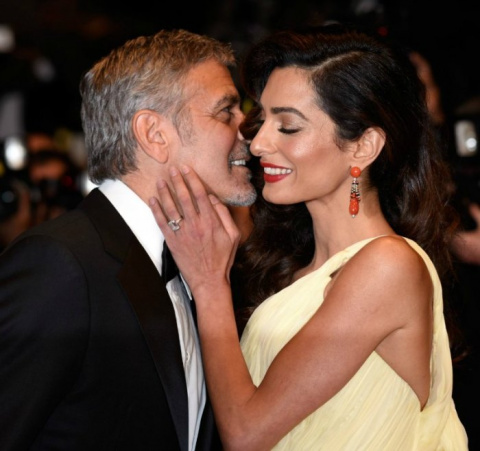 Джордж Клуни и Амаль Аламудд…