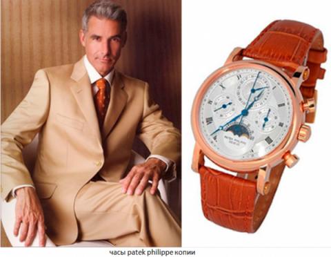 Копии швейцарских часов не уступают оригиналам, но доступны по цене