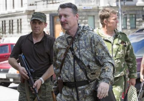 Стрелков о возможном возвращении в Новороссию