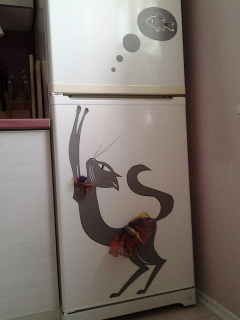 Обновим холодильник!