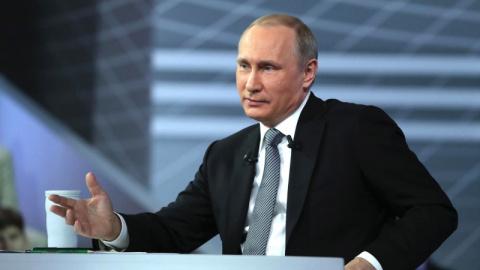 Разрешение украинского кризиса зависит от терпения граждан Украины — Путин
