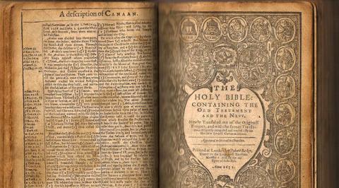 Библия: самые необычные и ст…