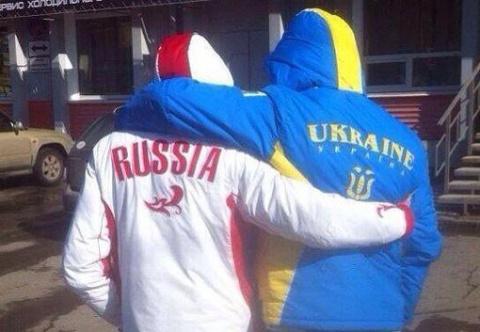 Евромайдан достиг цели... в России? Братья или не братья?