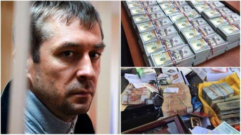 Бастрыкин рассказал, как полковник Захарченко сколотил состояние