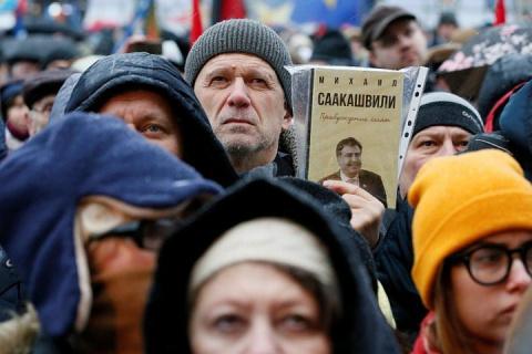 Жена Саакашвили заявила о пересечении киевскими властями «красной линии»