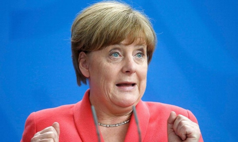 Мамочка Меркель беспокоится …
