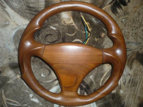 Дерево на руль своими руками 301