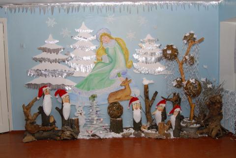 Запрошуємо у новорічну казку