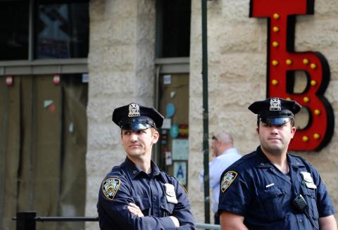 В США полицейские застрелили…