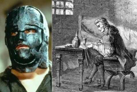 Узник в железной маске - кто он?