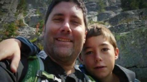 13-летний мальчик спас своего отца