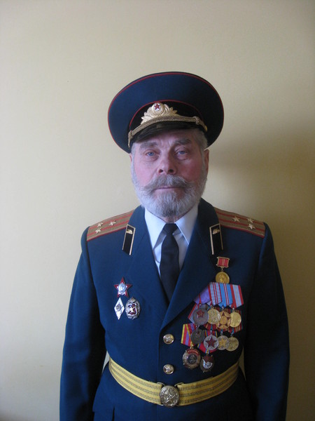 Петр Верпета