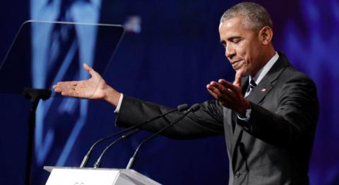 Обама победил Трампа своим твитом про Шарлоттсвилль