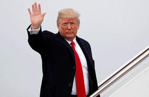 Врачи проверили Трампа: «В Белом доме пора отменить бургеры»