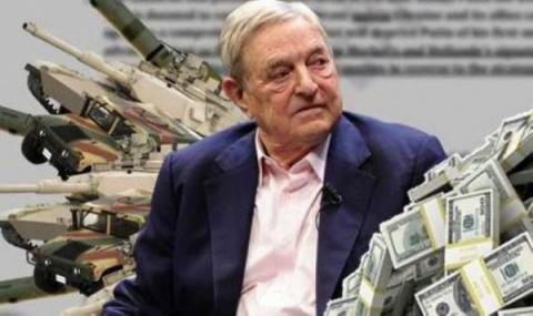 Дж. Сорос: Для спасения экономики Запада нужно начать войну с Россией в ближайшие месяцы