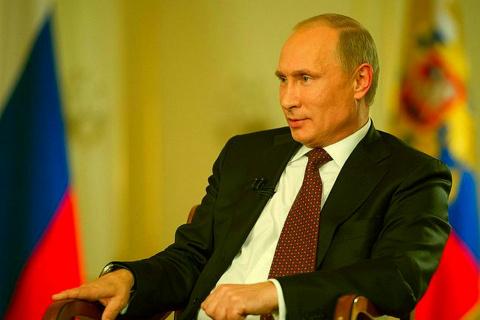 «Я доверяю президенту России…