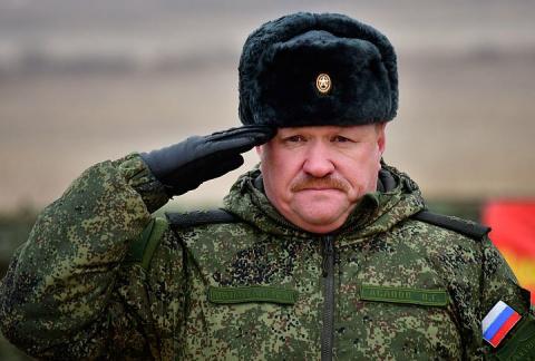 На территории Сирии погиб российский генерал