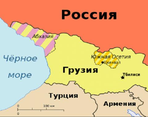 Путин пообещал Абхазии независимость
