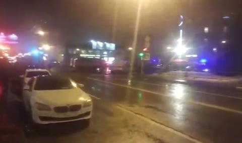 В Петербурге прогремел взрыв…