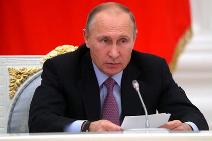 Путин поспорил о свободной л…