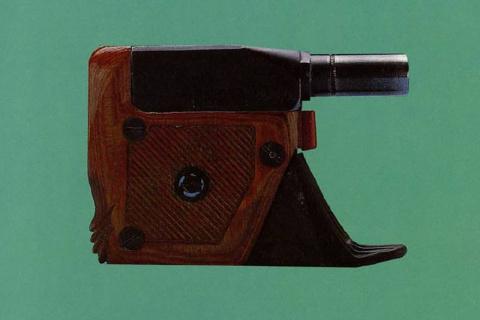 Малогабаритный пистолет Mini…