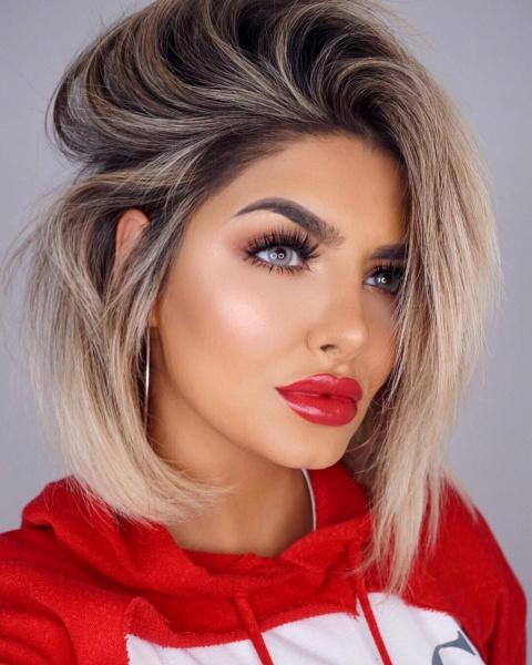 Окрашивание волос 2018: 15 с…