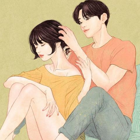 """""""Прикосновение"""" - чувственные работы художницы из Южной Кореи"""