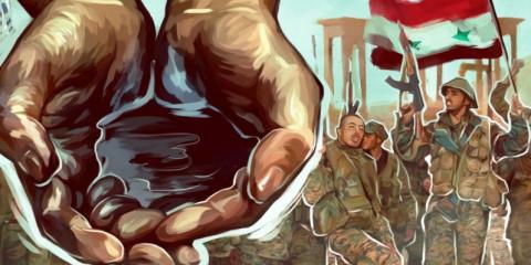 ВКС РФ помогают САА уничтожа…