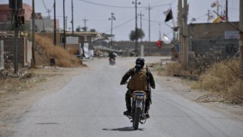 США призывают иракских курдов и Багдад бороться с ИГ*, а не друг с другом