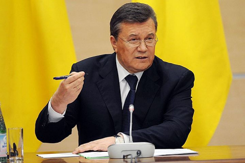 Януковича вызвали на допрос в Генпрокуратуру Украины 17 ноября