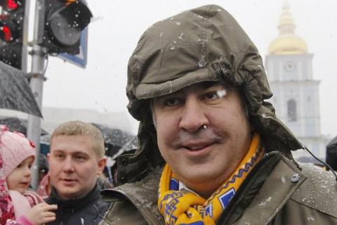 Саакашвили озвучил дату «имп…