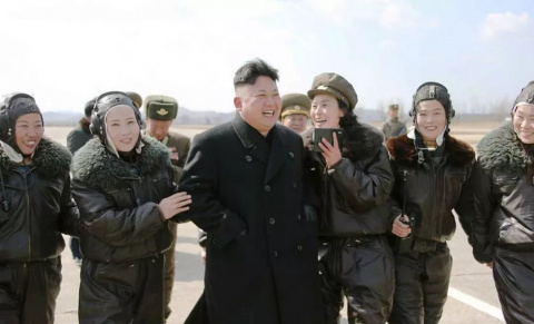 КНДР vs США. Ким взорвал водородную бомбу. Неизбежное стало еще на шаг ближе