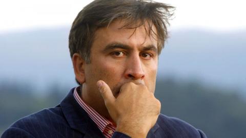 Песков: Кремль не волнует лишение Саакашвили украинского гражданства