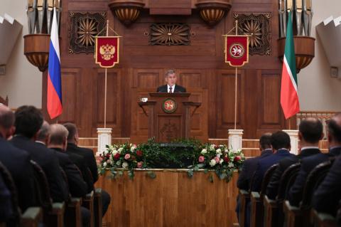 Михаил Мирзоян: Отказ Татарс…