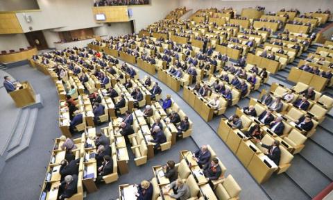 В Госдуме хотят разорвать с Украиной договор о сотрудничестве из-за закона о Донбассе