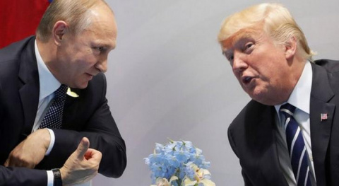 Путин рассказал о своих отношениях с Трампом