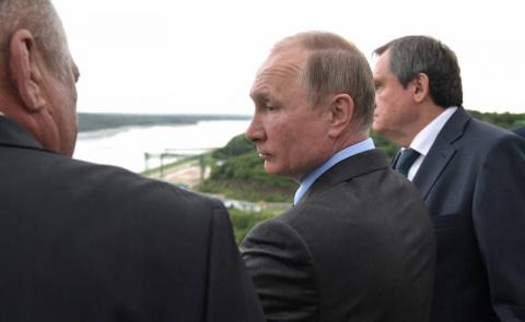 «Месть» Путина. Русские изменили правила мировой игры.