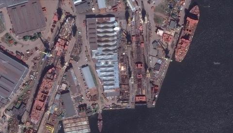 Строительство атомных ледоколов проекта 22220