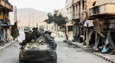 «Русских в Сирии придется усмирить»
