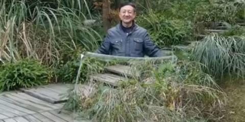 В Китае придумали плащ-невидимку