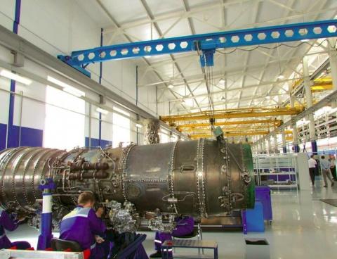 ОДК создала в Гатчине испытательный стенд для прошедших ремонт вертолетных двигателей