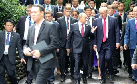 Президент США признал: Влади…