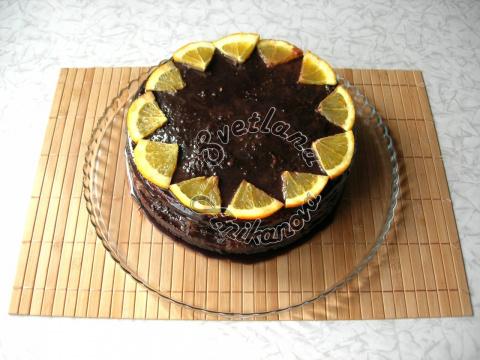 Шоколадный торт «Бразилия» с…