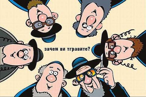 Одесса в гостях у Михалыча шутит…