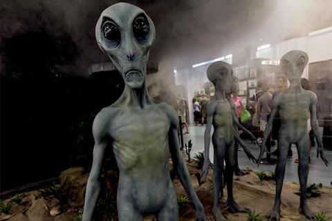 Пришельцы среди нас: громкое…