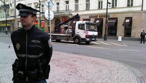 В Чехии россиянина насильно …