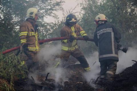 Встолице Молдавии сгорел ре…